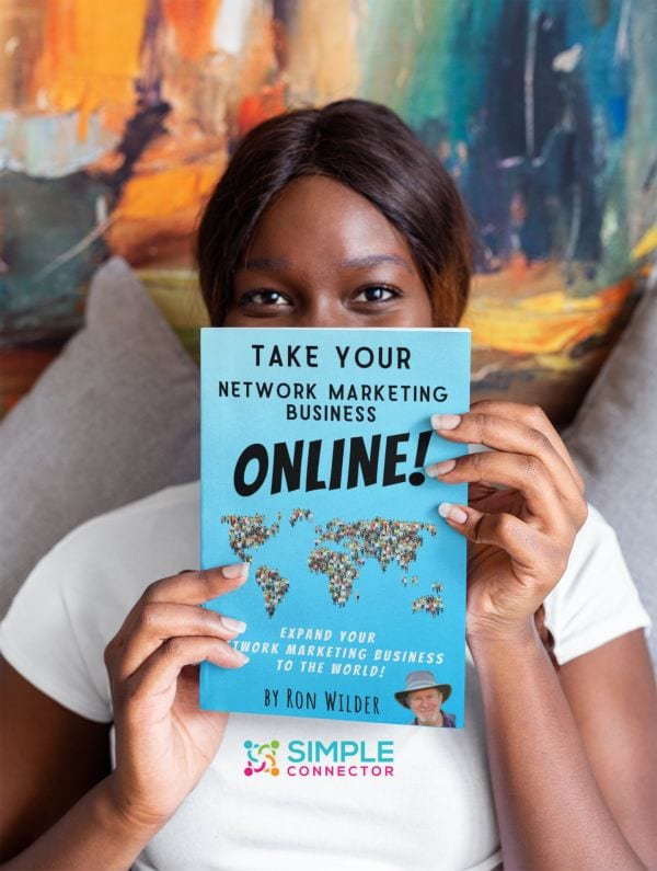 Boost YOUR MLM Business: Go ONLINE!